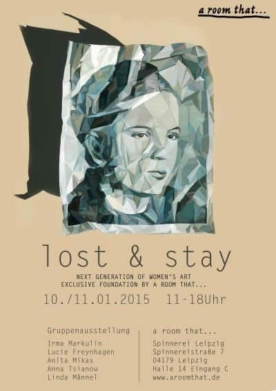 Plakat Lost and Stay