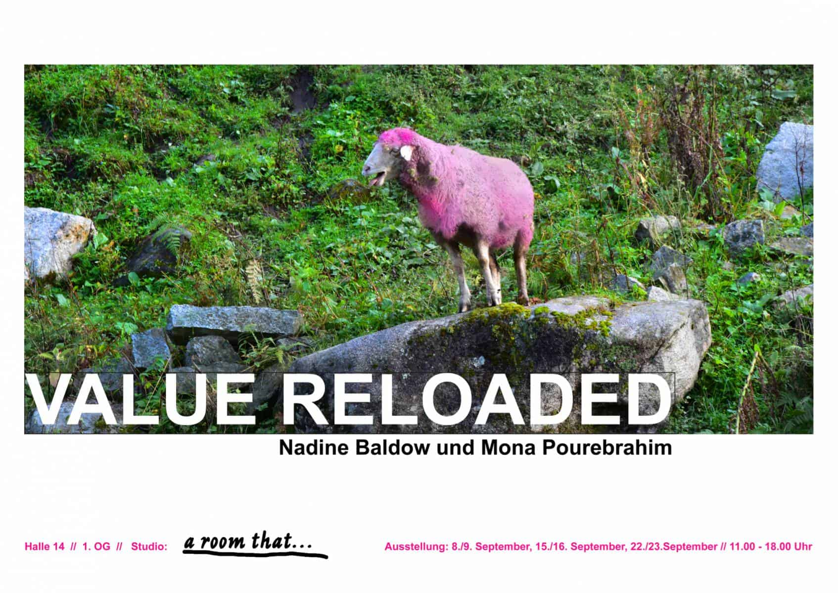 Nadine Baldow Value Reloaded Mona Pourebrahim